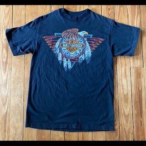 Harley Davison T-Shirt - Camden County